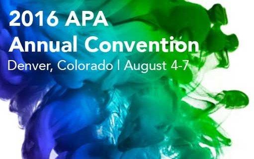 Apa Convention 2016