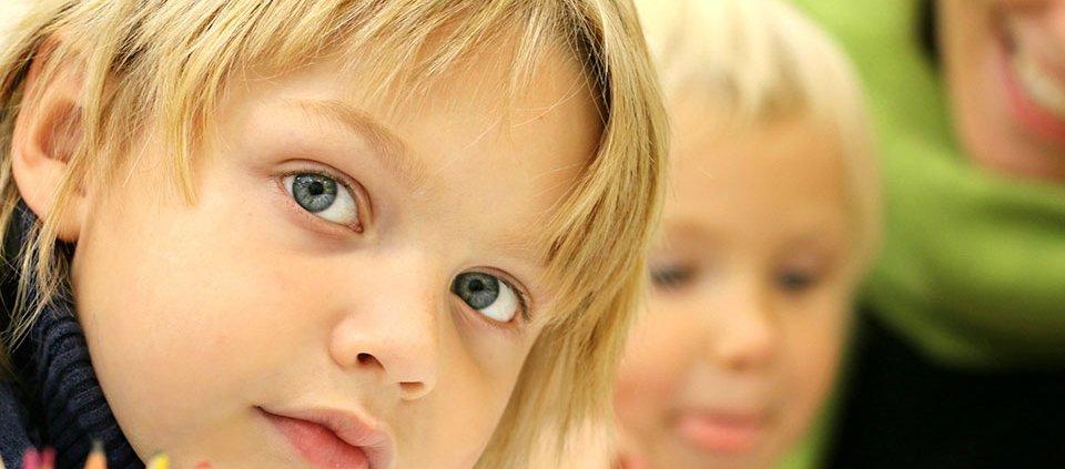 Terapia balbuzie nei bambini