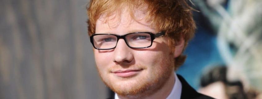 Balbuzie di Ed Sheeran