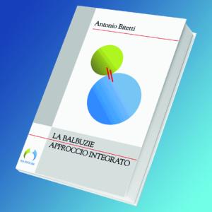 Copertina libro La Balbuzie Approccio Integrato