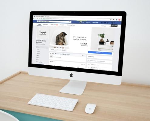 balbuzie e facebook